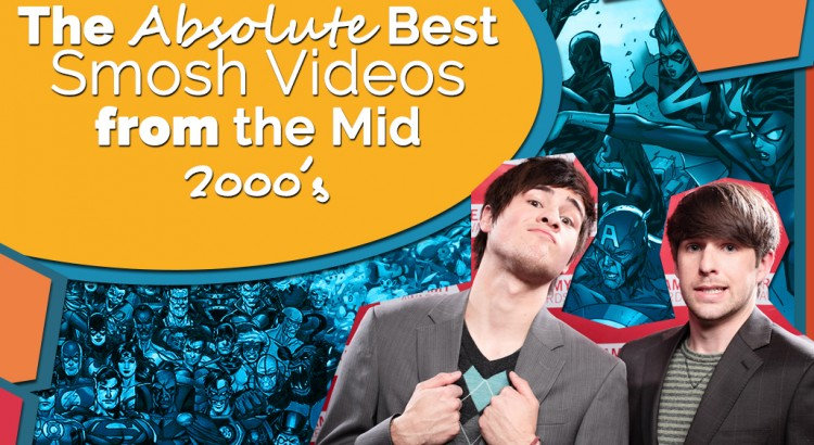 the absolute best smosh videos from the mid 2000s
