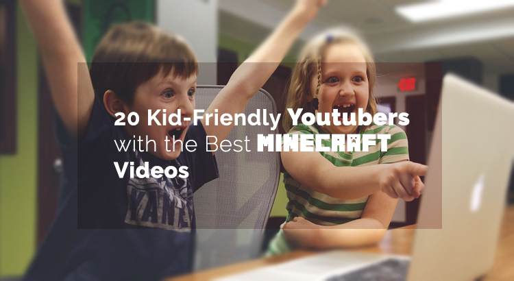 kid-friendly minecraft videos